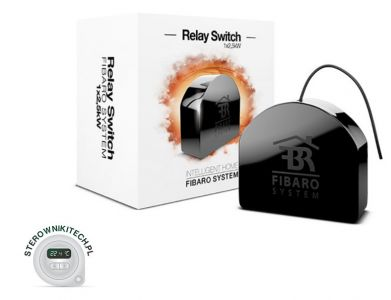 Relay Switch 1x2,5kW FGS-212